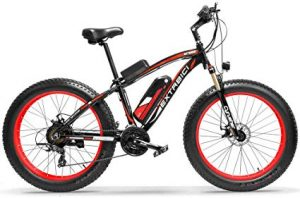 Cyrusher Fat Tire Bike electric Mountain Bike