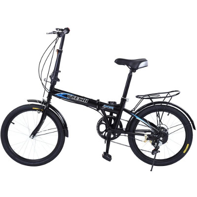 Euro Mini Campo Shimano Review – Top Folding Bike for Daily Use