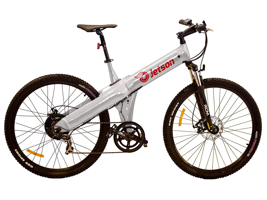 Jetson Electric Mountain E-Bike with Hidden Battery
