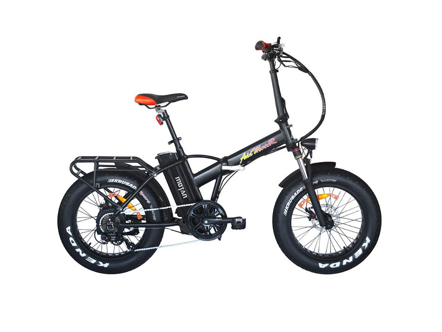 addmotor motan folding electric bicycle