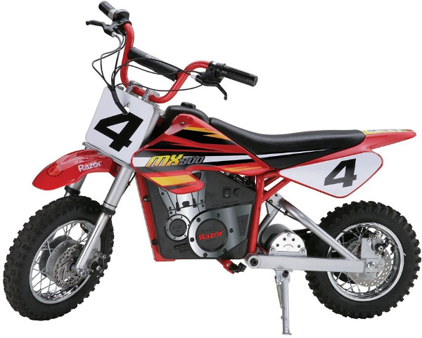 razor mx500 dirt rocket bike